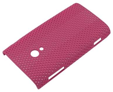 In-Case for Xperia X10 - Pink