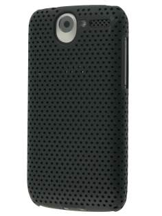 HTC Desire A8183 Mesh Case - Black