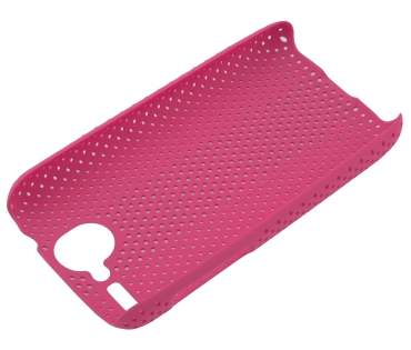 Mesh Case for HTC Desire A8183 - Pink
