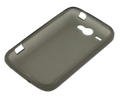 TPU Gel Case for HTC Wildfire G8 - Grey