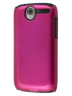 UltraTough Slim Case for HTC Desire A8183 - Hot Pink Hard Case