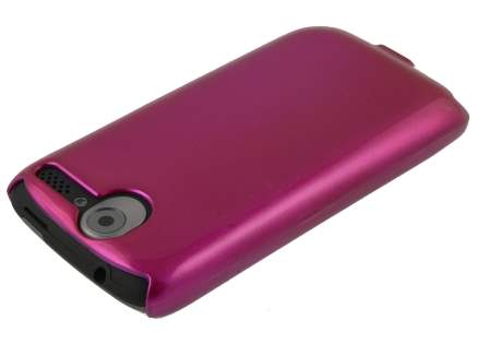 UltraTough Slim Case for HTC Desire A8183 - Hot Pink
