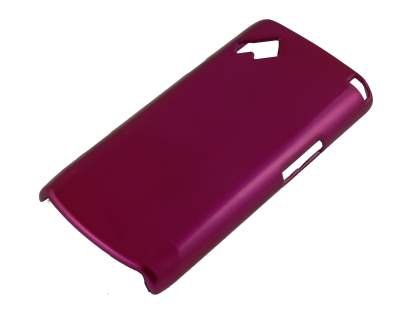 UltraTough Slim Case for Samsung S8500 Wave - Hot Pink