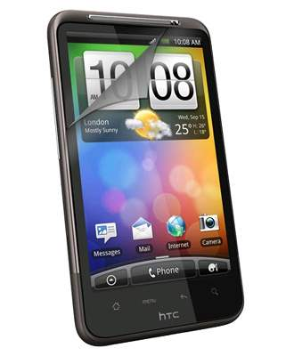 HTC Desire HD Anti-Glare Screen Guard