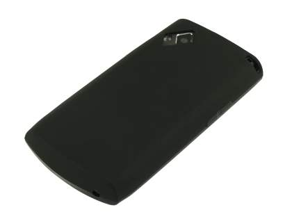 Samsung S8500 TPU Gel Case - Black
