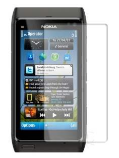 Nokia N8 Ultraclear Screen Protector - Screen Protector