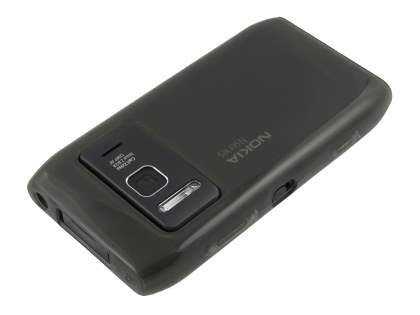 Nokia N8 TPU Gel Case - Grey