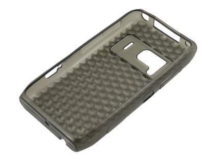 TPU Gel Case for Nokia N8 - Dark Grey