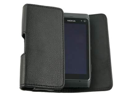 Nokia N8 Synthetic Leather Belt Pouch