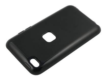 iPod Touch 4 TPU Back Case - Black