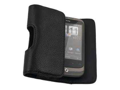HTC Wildfire G8 Synthetic Leather Belt Pouch