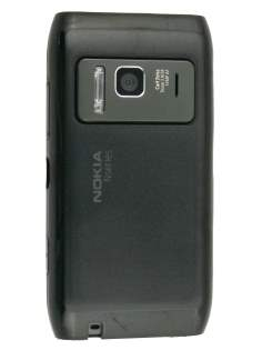 Nokia N8 Dual-Design Case - Black/Grey Dual-Design Case