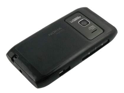 Nokia N8 Dual-Design Case - Black/Grey