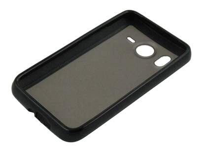 HTC Desire HD Dual-Design Case - Classic Black