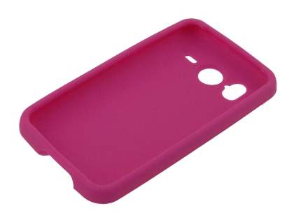 HTC Desire HD Silicone Case - Pink