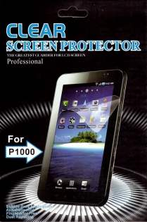 Samsung Galaxy Tab P1000 Ultraclear Screen Protector