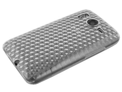 HTC Desire HD TPU Gel Case - Clear