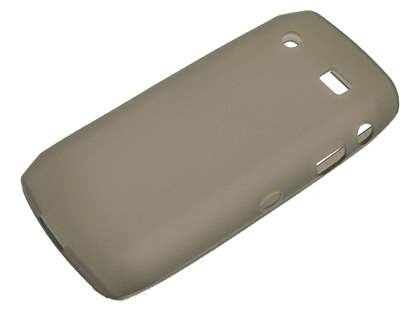 BlackBerry Pearl 9100 3G TPU Case - Frosted Grey