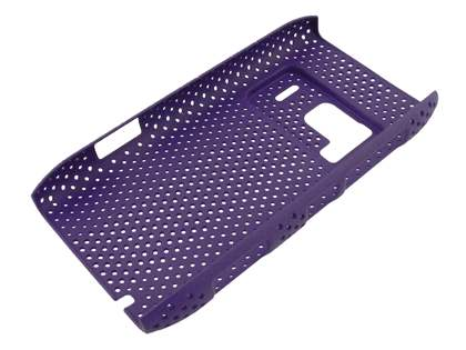 Nokia N8 Mesh Back in-Case - Purple