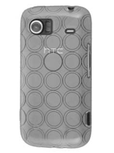 TPU Case for HTC 7 Mozart -  Clear Soft Cover