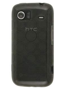 TPU Case for HTC 7 Mozart - Grey Soft Cover