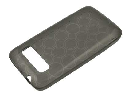 HTC 7 Trophy Gel Case - Grey
