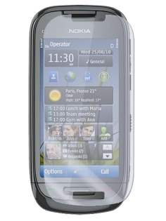 Nokia C7 Ultraclear Screen Protector