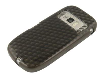 Nokia C7 Diamond Gel Case - Grey