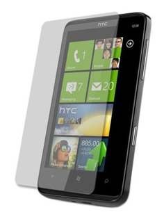 Anti-Glare Screen Protector for HTC 7 Trophy - Screen Protector