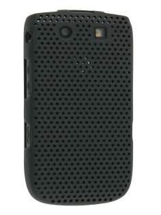 BlackBerry Torch 9810/9800 Mesh Back in-Case - Black Hard Case