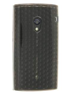Sony Ericsson Xperia X10 Diamond TPU Gel Case - Grey