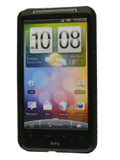HTC Desire HD Slim Mesh Case - Black