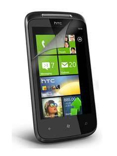 HTC 7 Mozart Anti-Glare Screen Protector