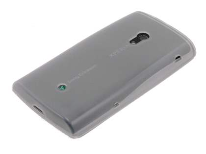 TPU Gel Case for Sony Ericsson Xperia X10 - Clear