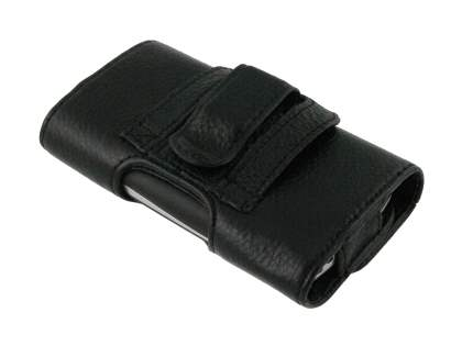 LG Optimus One Synthetic Leather Belt Pouch