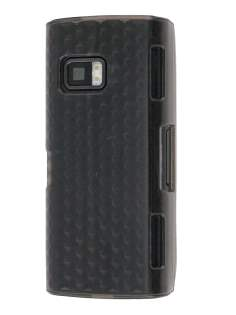 TPU Gel Case for Nokia X6 - Diamond Grey Soft Cover