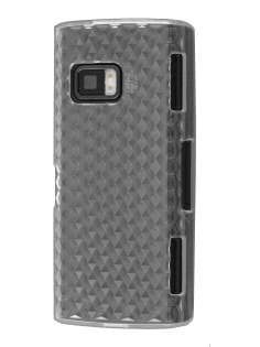 TPU Gel Case for Nokia X6 - Diamond Clear Soft Cover