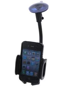 PeriPower Cradle with Flexible Neck for iPhone