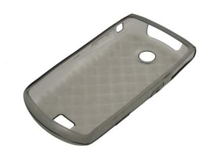 Samsung S5620 Monte TPU Case - Light Grey