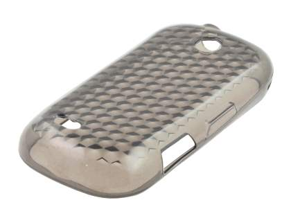 Samsung I5500 Galaxy 5 Corby Diamond TPU Case - Grey
