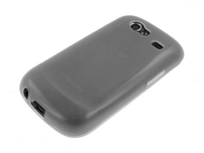 Samsung I9023 Google Nexus S TPU Case - Frosted Clear