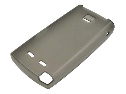 TPU Gel Case for Nokia 5250 - Grey