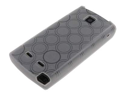 Nokia 5250 TPU Gel Case - Frosted Clear
