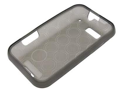Motorola DEFY TPU Gel Case - Grey