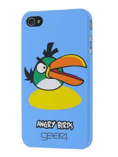 Angry Birds Styled Back Cases for iPhone 4