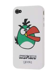 Angry Birds styled iPhone 4 back cases