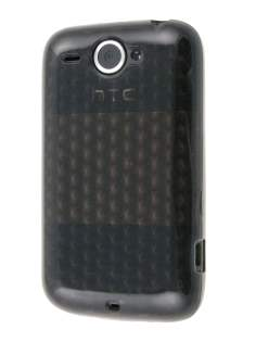 TPU Gel Case for HTC Wildfire G8 - Grey Soft Cover