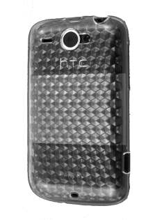 TPU Gel Case for HTC Wildfire G8 - Clear Soft Cover