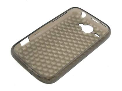 HTC Wildfire G8 TPU Gel Case - Grey