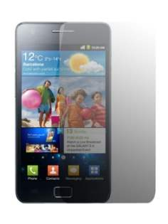 Samsung I9100 Galaxy S2 Anti-Glare Screen Protector